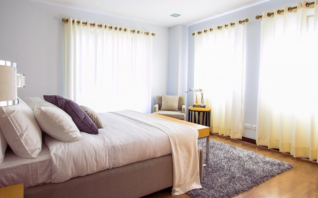 update your home with new curtains